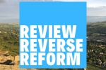 Review, Reverse, Reform Artwork